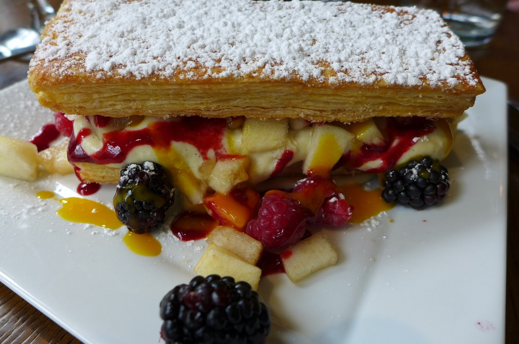 Mille-feuille © G¨