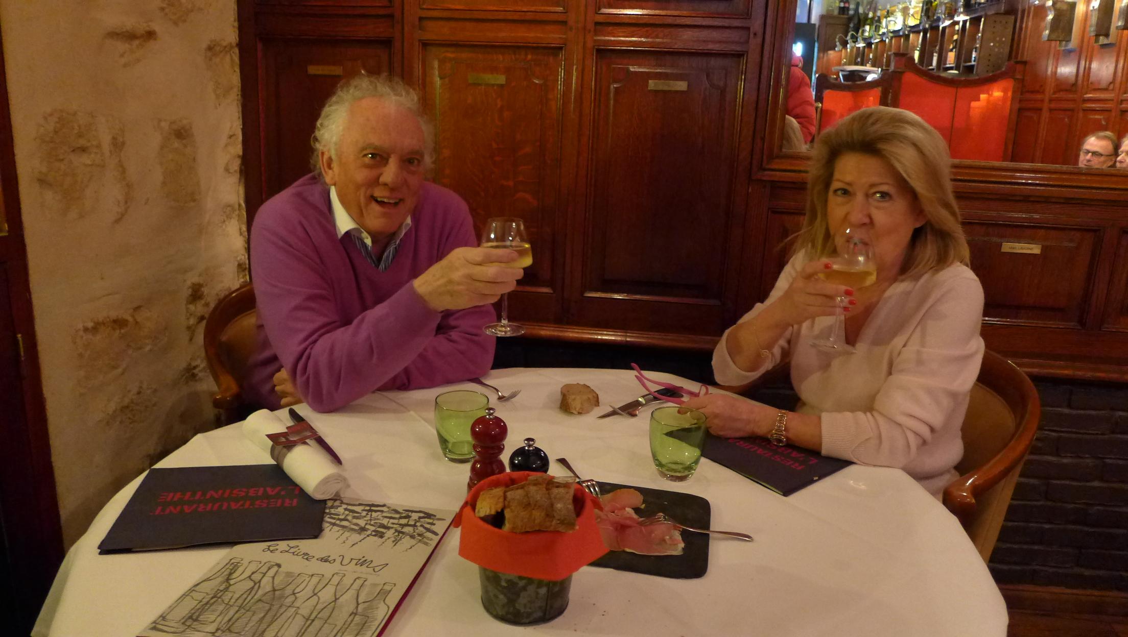 Michel marie claude rostang copie for Restaurant michel rostang