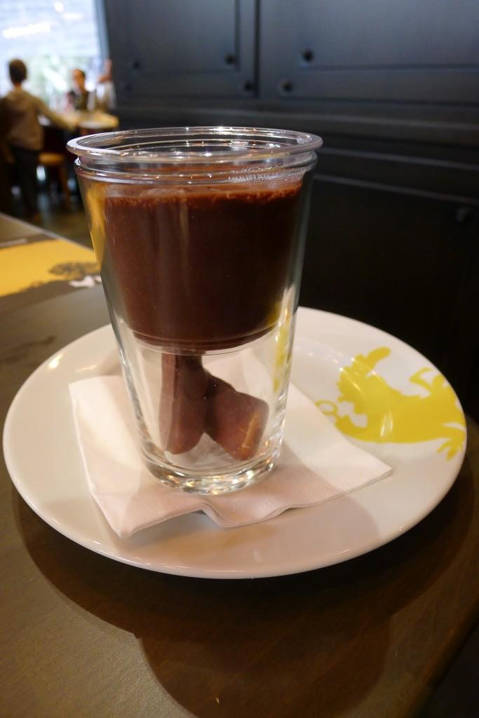 Mousse au chocolat ©JPE