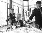 Un repas chez Ledoyen vu par Maurice Rougemont
