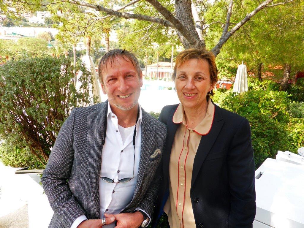 Paolo Sari et Daniele Garcelon ©AA