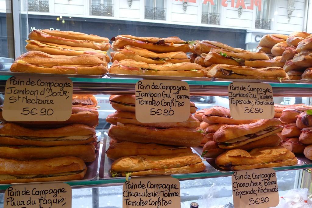 Sandwiches © JPE
