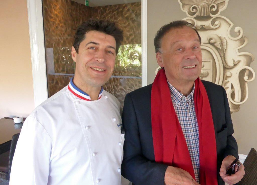 Yannick Franques et Jean Claude Delion © AA