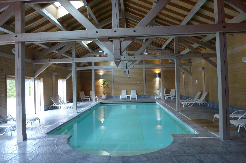 La piscine © GP