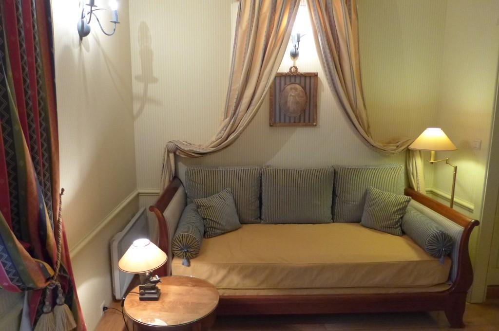 Salon d'une chambre © GP