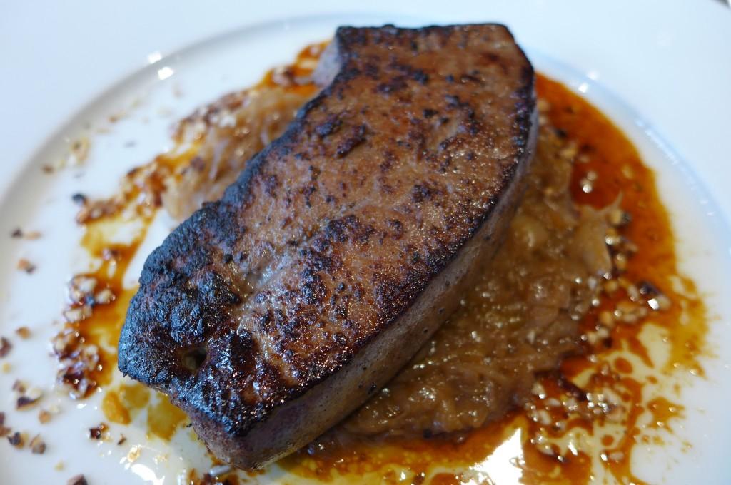 Foie de veau © GP