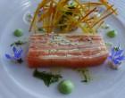 Marjolaine de saumon fumé © GP