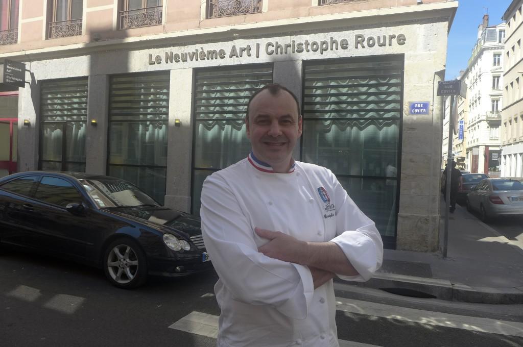 Christophe Roure © GP
