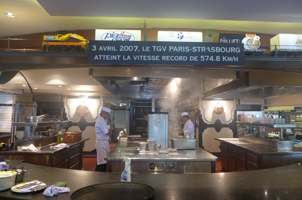 La cuisine ©GP