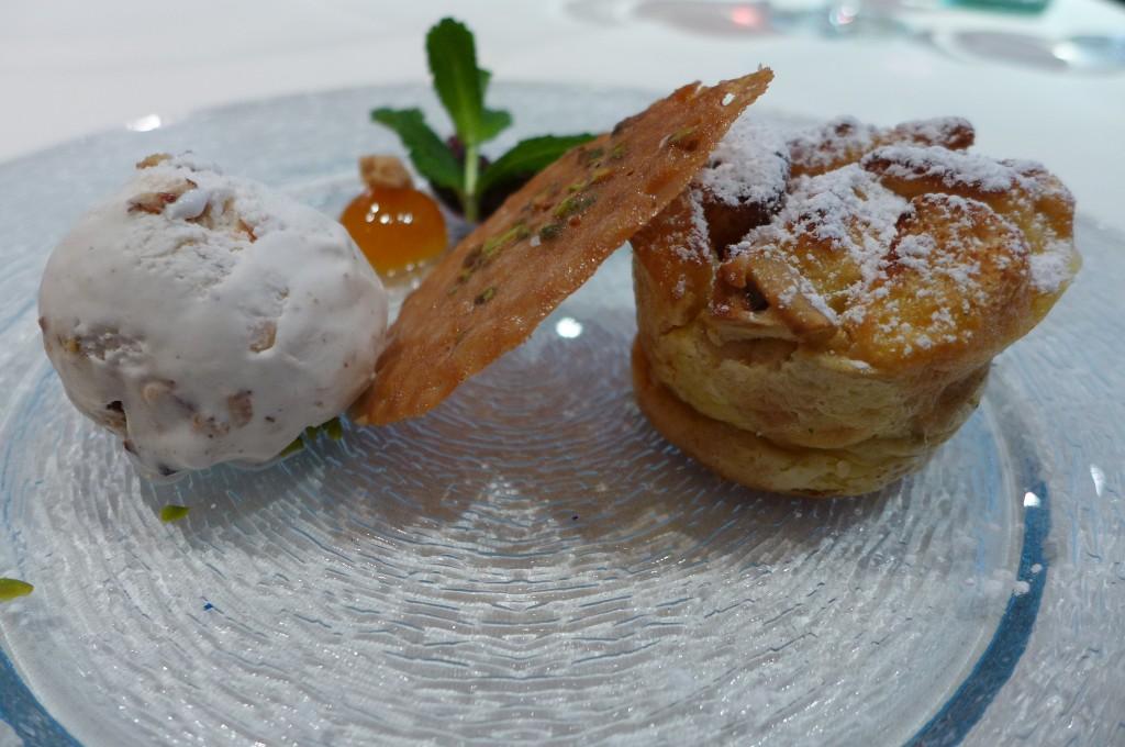 Gâteau aux pommes © GP