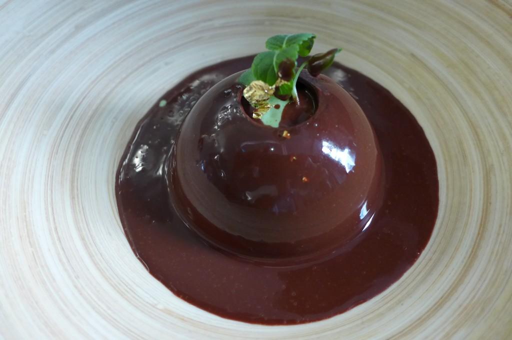 Coque de chocolat © GP