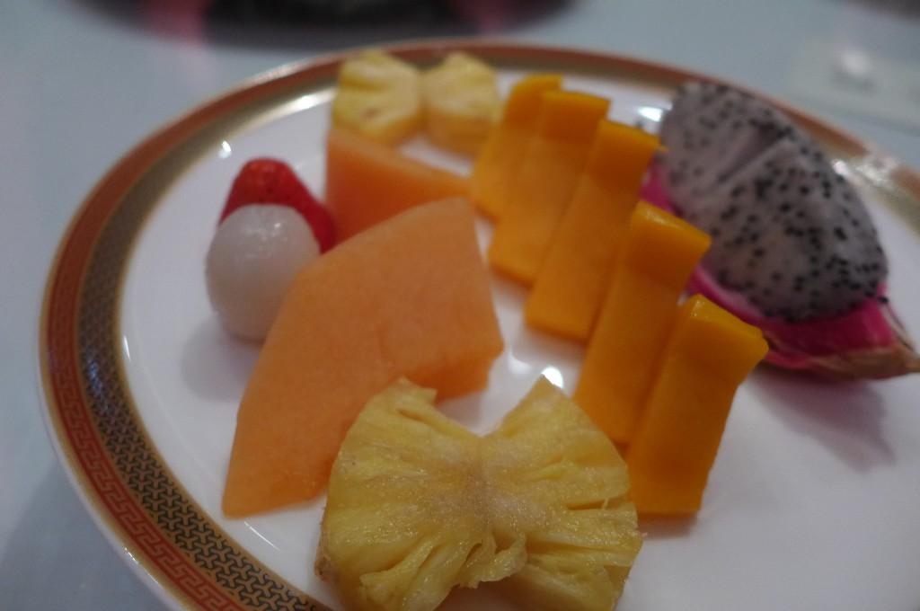 Fruits exotiques © GP