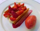 Millefeuille aux fraises ©GP