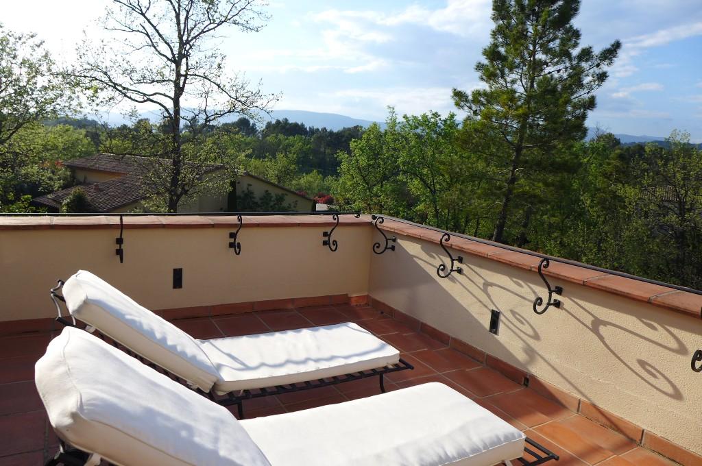Terrasse d'une suite © GP