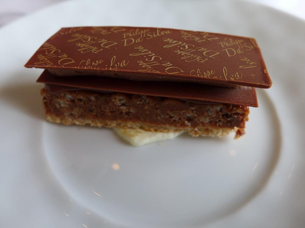 Croustillant au chocolat © GP