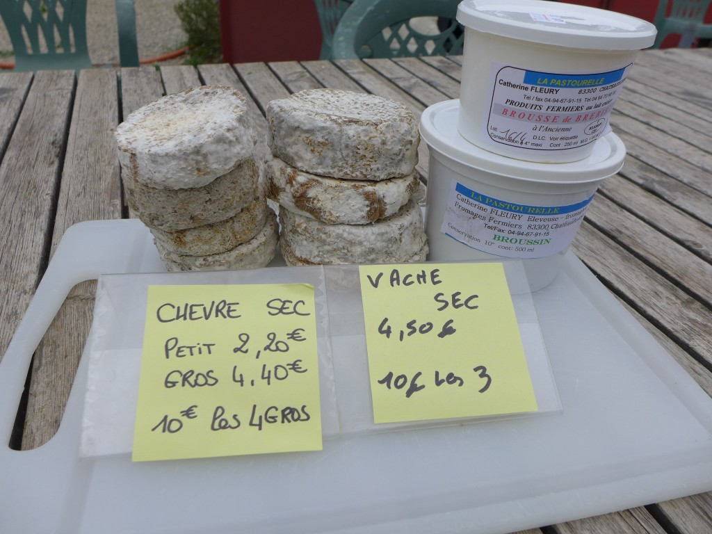 Fromages et yaourts ©GP