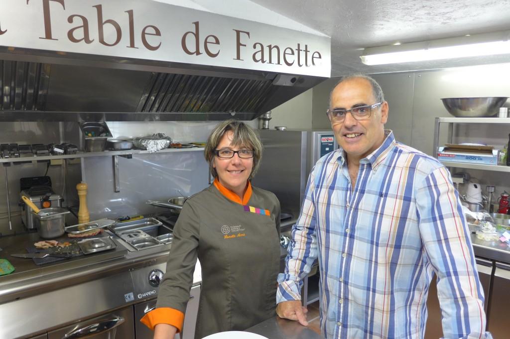 Fanette et Pascal Aimé © GP