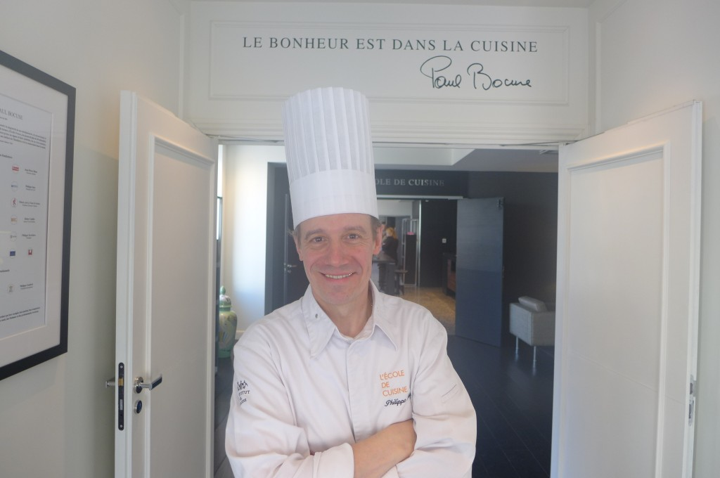 Philippe Jousse à l'IPB