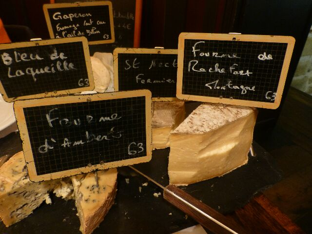 Fromages fermiers ©DC