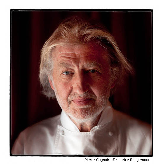 Pierre Gagnaire © Maurice Rougemont