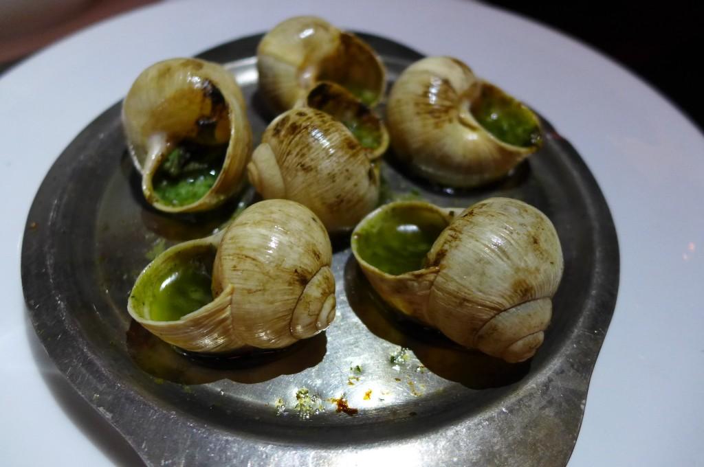 Escargots © GP