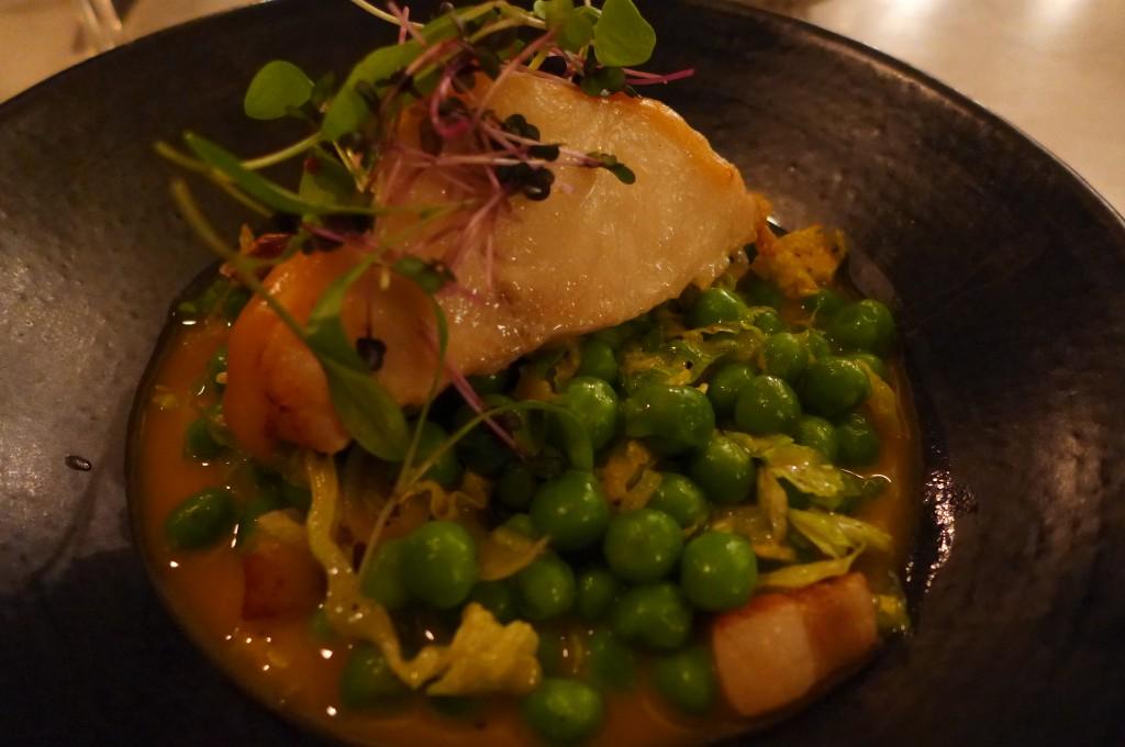 Black cod caramélisé au miso © GP