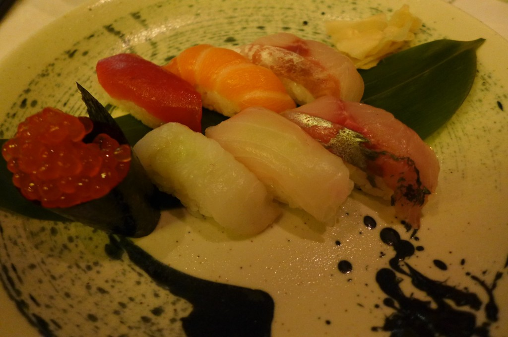 Nigiri-sushi © GP