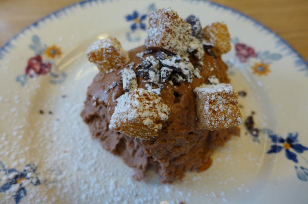 Mousse au chocolat © GP
