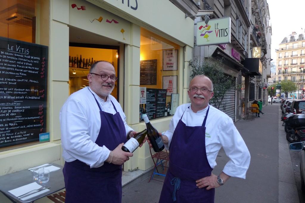 Marc et Philippe Delacourcelle © GP