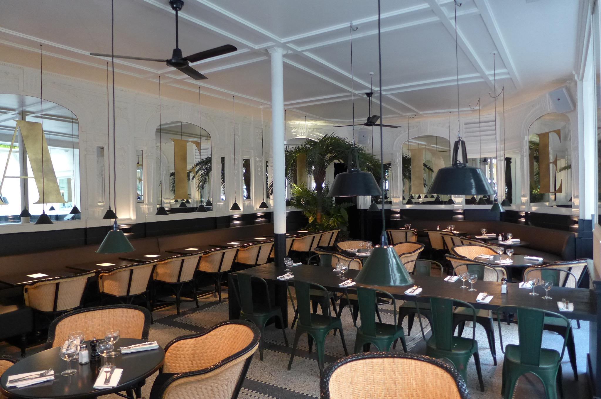D cor le blog de gilles pudlowski les pieds dans le plat - Restaurant la grille paris 10 ...