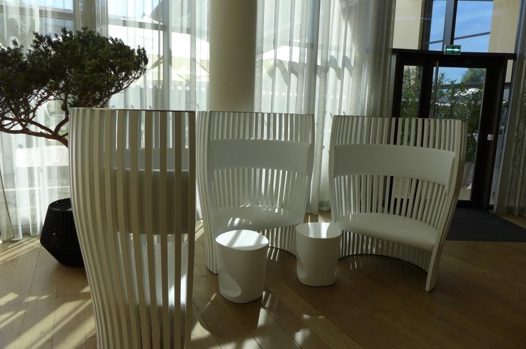 Salon près du spa © GP