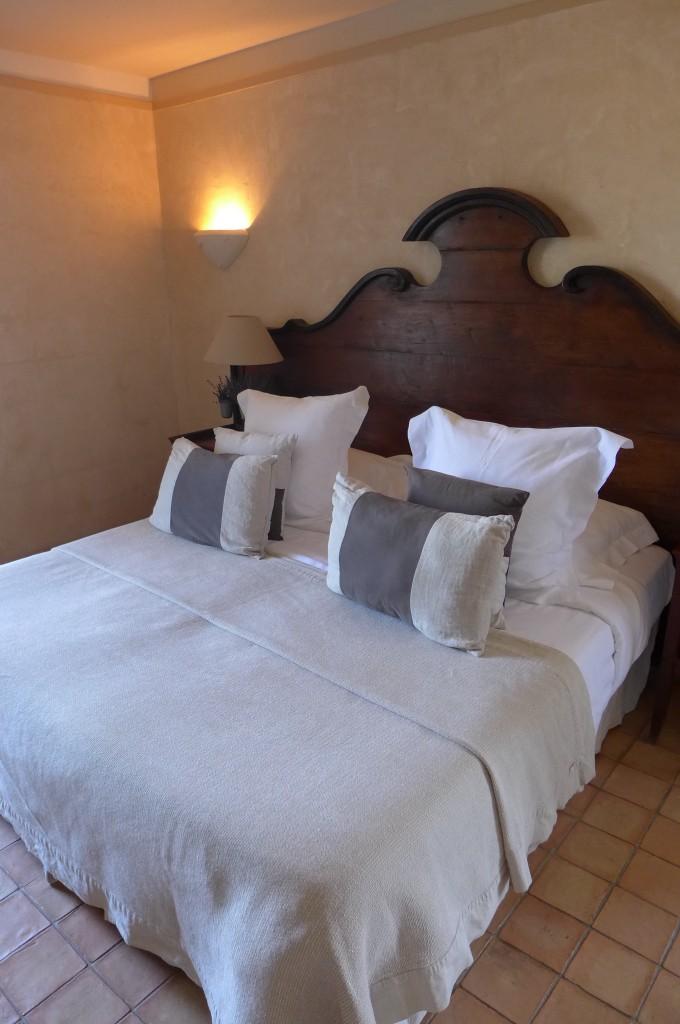 Une chambre à la Bastide © GP