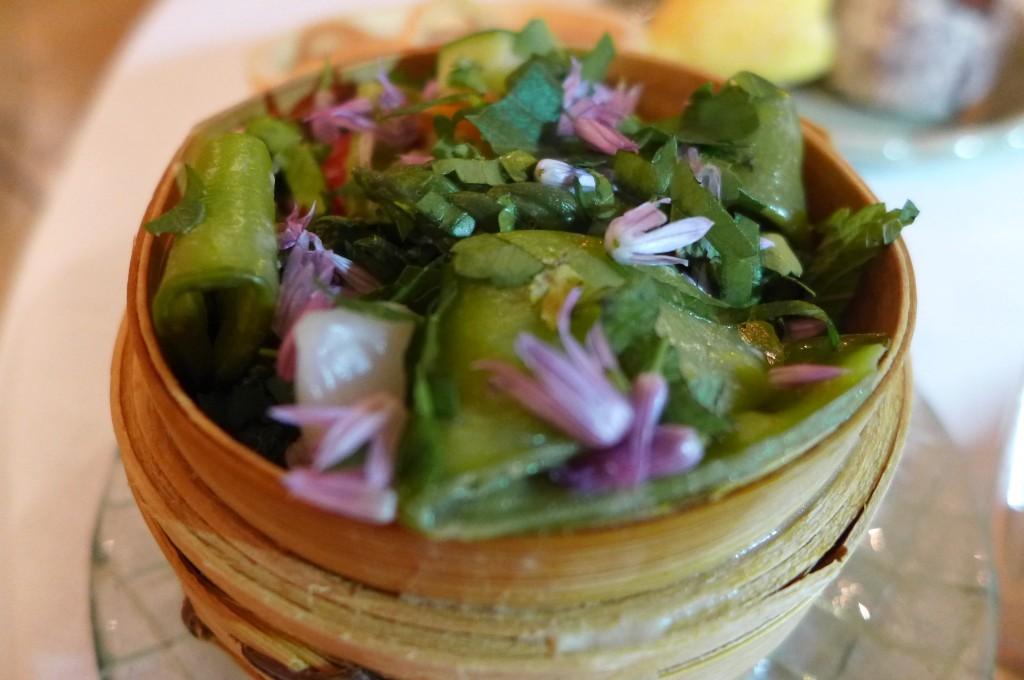 Légumes du saint-pierre © GP