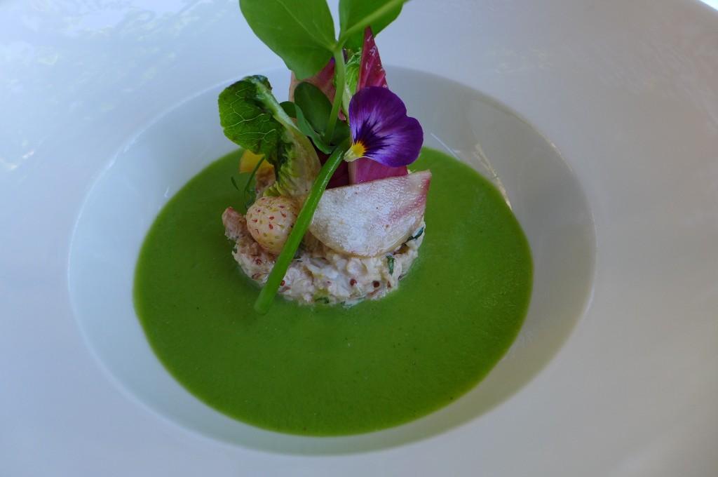 Restaurant Gastronomique Ansouis
