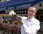 Augusto chez Laurent - Deauville