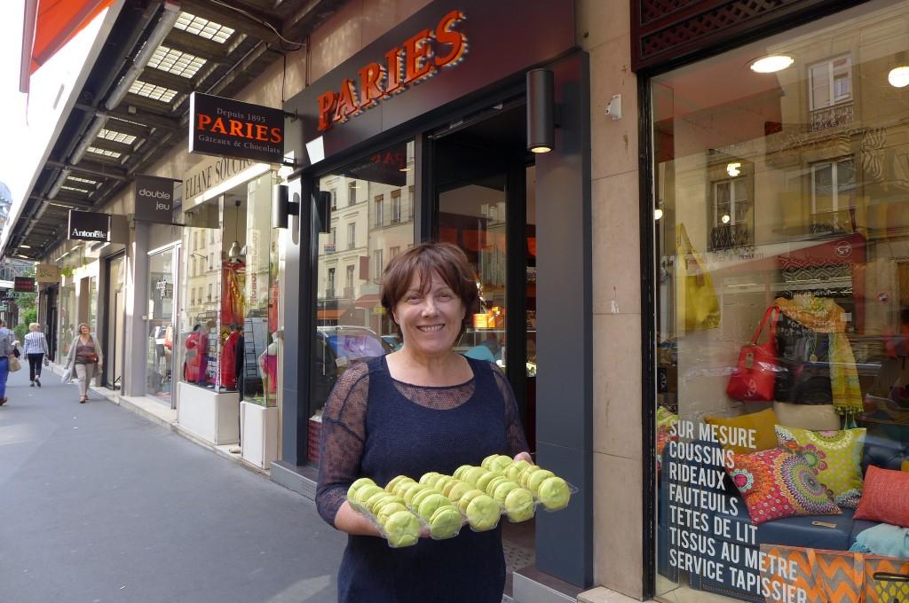 Françoise Pariès © GP