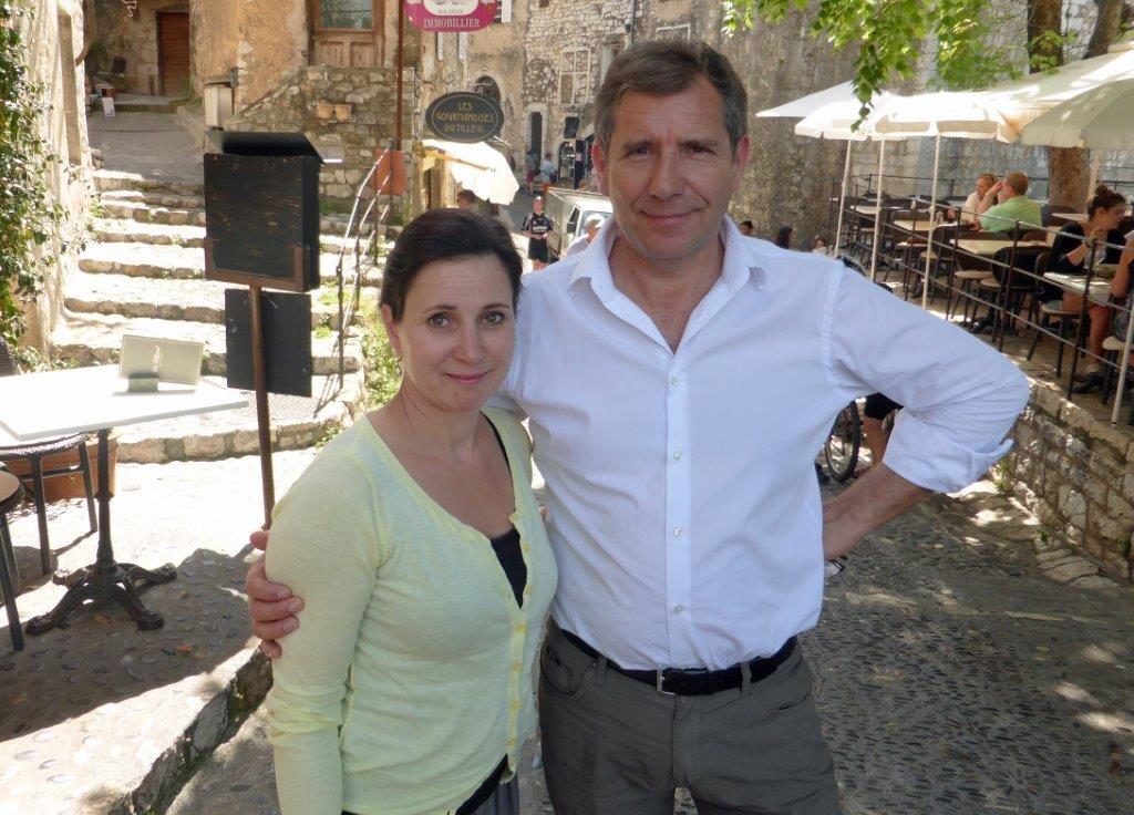 Nathalie et Frédéric ©AA