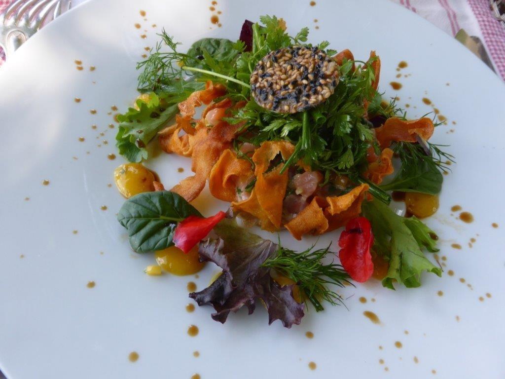 Tartare de saumon ©AA
