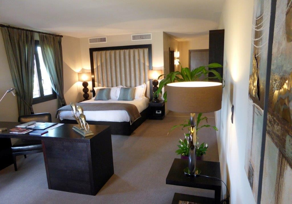 Une chambre ©AA