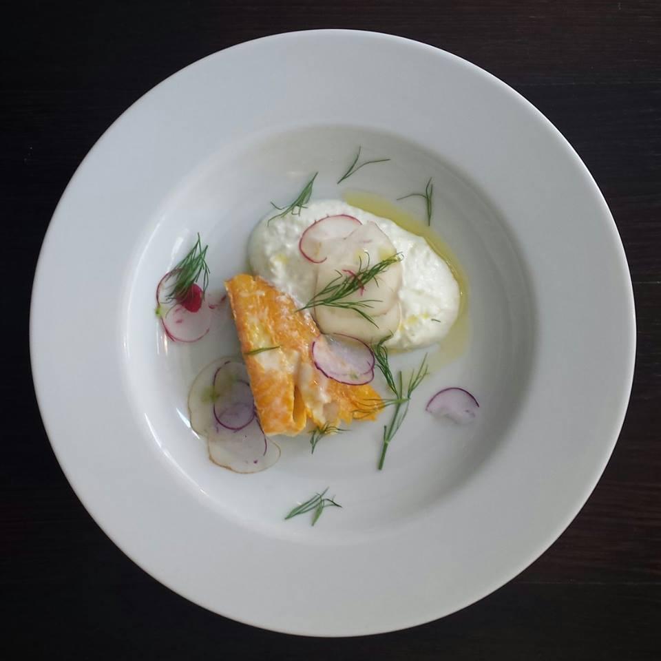 Haddock, faisselle et citron vert © DR