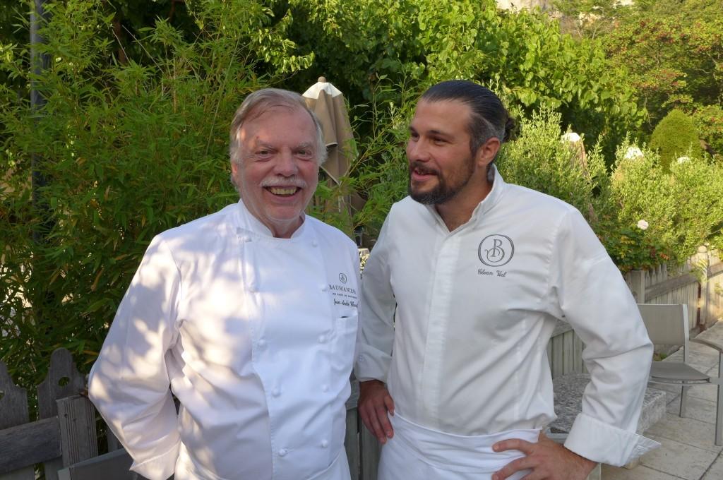 Jean-André Charial et Glenn VIel © GP