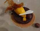 Crème brûlée choco-mango © GP