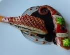 Rouget et poulpe © GP