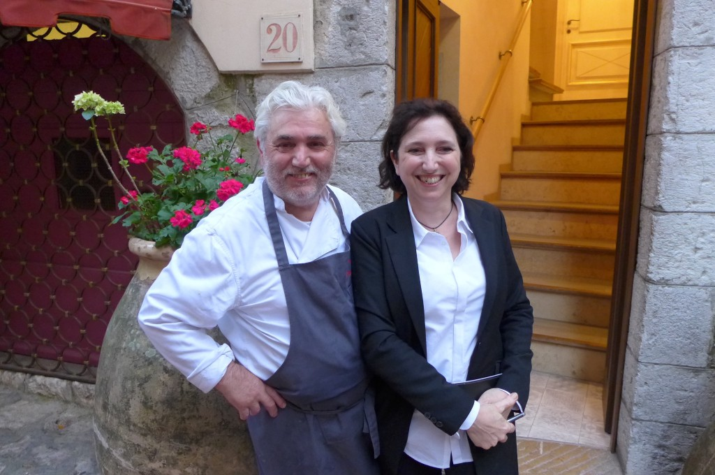 Bruno et Marion Cirino ©GP