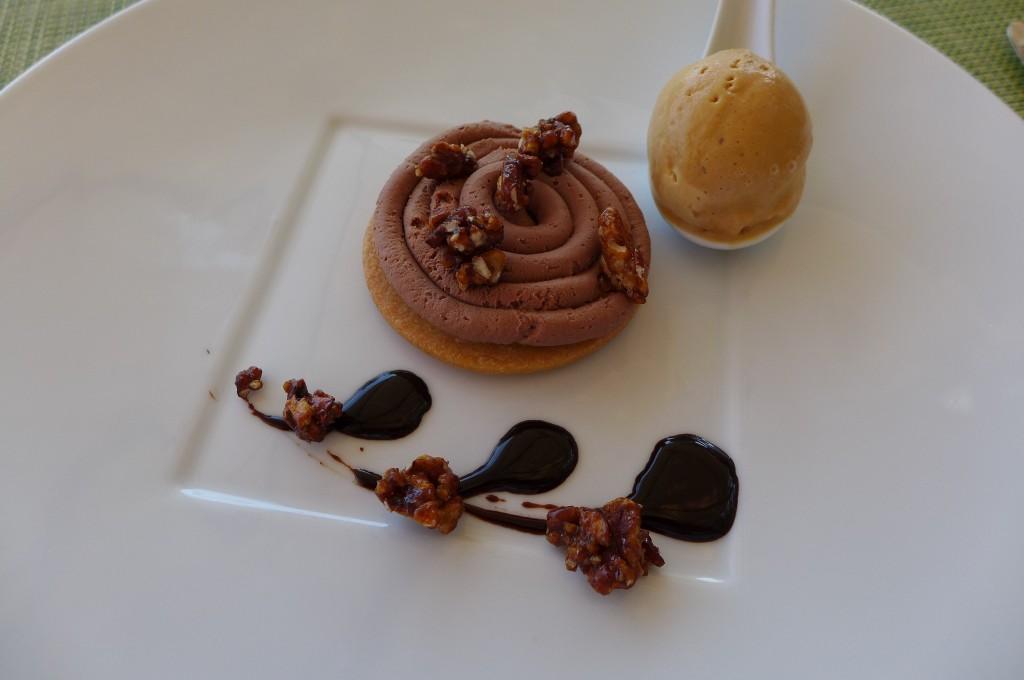 Tarte choco-caramel © GP