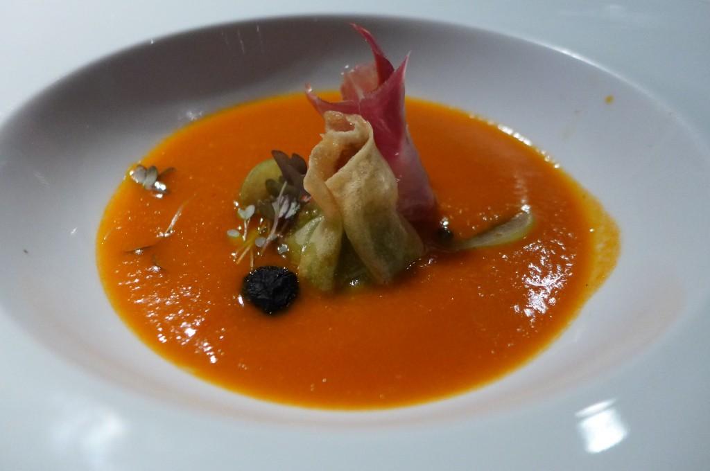 Soupe de tomate © GP