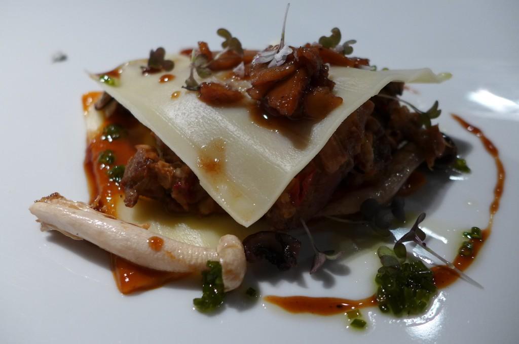 Lasagne d'agneau © GP