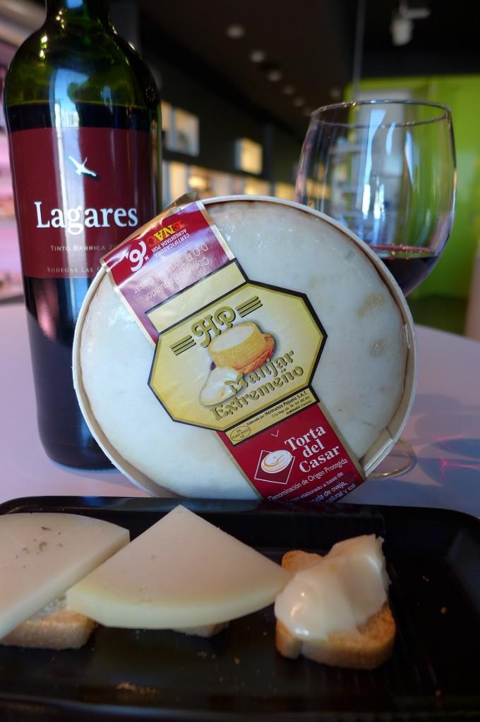 Fromage et vins © GP