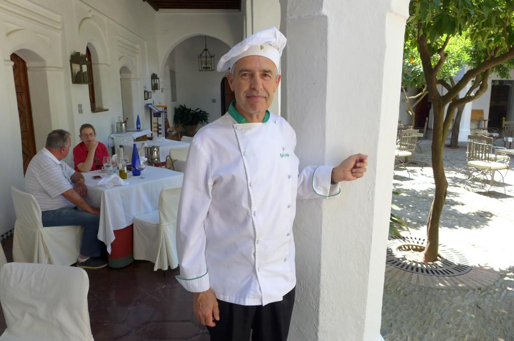 Le chef © GP