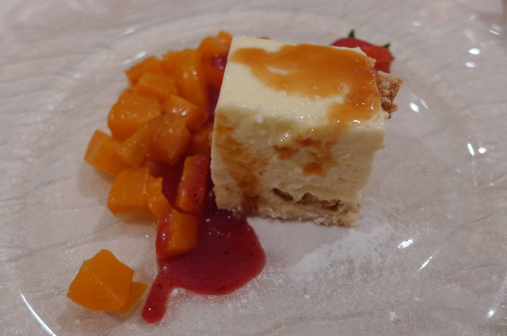 Mousse d'agrumes aux abricots © GP